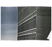 Concrete Sky 1 Poster