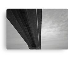 Concrete Sky 4 Canvas Print
