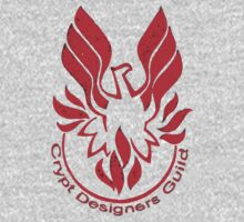 Crypt Designers Guild - Phoenix Red by Crypt Designers Guild
