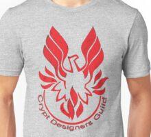 Crypt Designers Guild - Phoenix Red Unisex T-Shirt