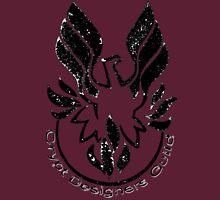 Crypt Designers Guild - Phoenix Black Unisex T-Shirt
