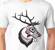 Wawaskisiw - Elk Unisex T-Shirt