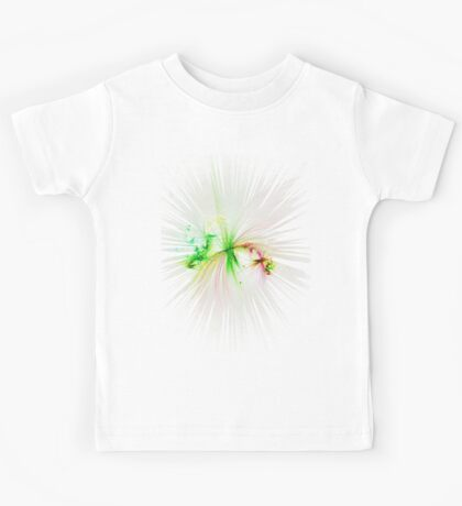 Plastic Splatter Kids Tee
