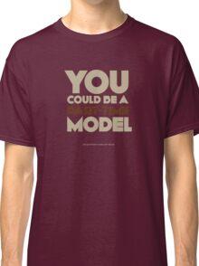 Part-time model Classic T-Shirt