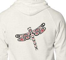 Cowenhikanapisis - Dragonfly Zipped Hoodie