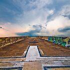 Concrete Sky 35 by Camilo Bonilla