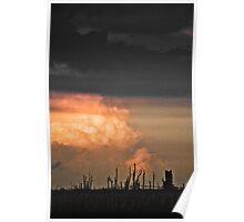 Concrete Sky 37 Poster