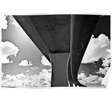 Concrete Sky 40 Poster