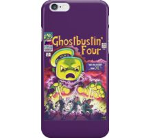 The Ghostbustin Four #49 iPhone Case/Skin