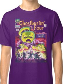 The Ghostbustin Four #49 Classic T-Shirt