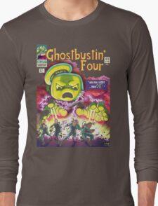 The Ghostbustin Four #49 Long Sleeve T-Shirt