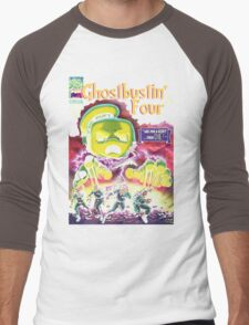 The Ghostbustin Four #49 Men's Baseball ¾ T-Shirt