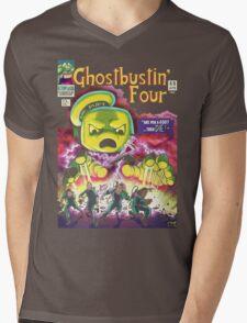 The Ghostbustin Four #49 Mens V-Neck T-Shirt