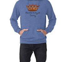 Morbid King of Dorky Lightweight Hoodie