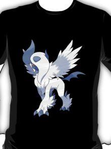 pokemon mega absol anime manga shirt T-Shirt