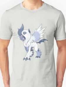 pokemon mega absol anime manga shirt T-Shirt