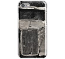 """ Rustic Garden Feature ... Old Truck ""  #03 of 3 iPhone Case/Skin"