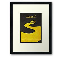 The Wizard of Oz Framed Print