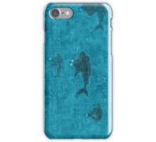 Sharkman from abyss iPhone Case/Skin