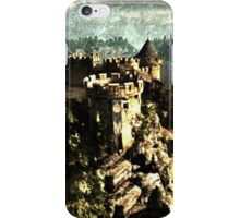 Medieval castle iPhone Case/Skin