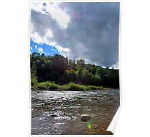 Swift River, Byron, Maine Poster