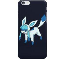 pokemon glaceon eevee anime manga shirt iPhone Case/Skin