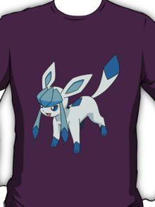 pokemon glaceon eevee anime manga shirt T-Shirt