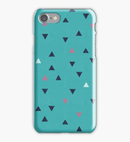 TRY ANGLES / swimming iPhone Case/Skin