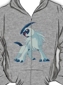 pokemon absol anime manga shirt T-Shirt