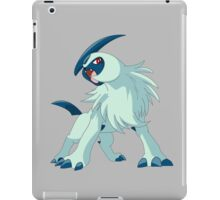 pokemon absol anime manga shirt iPad Case/Skin