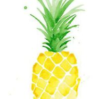 pineapple by brontz