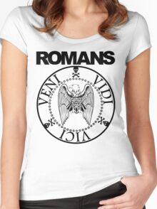 Romans Women's Fitted Scoop T-Shirt