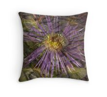 The Aster Throw Pillow