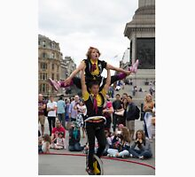 Witty Look perform in Trafalgar Square during the Buskin London Festival T-Shirt