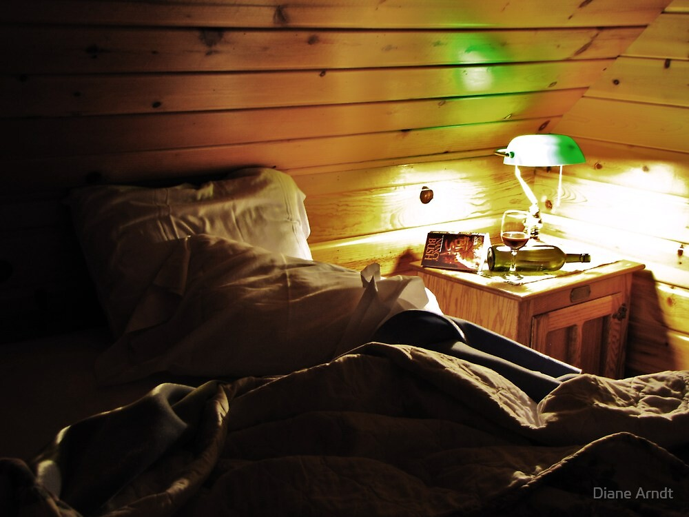 Motel Ambiance by Diane Arndt
