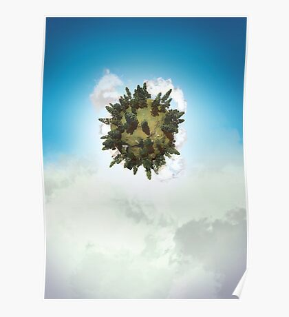 Tiny Planet Poster