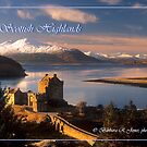 Landscape Calendar. The Scottish Highlands. by photosecosse /barbara jones
