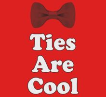 Cool Baby Onesie PJ Jumpsuit - Bow Ties - T-Shirt Greeting Card Kids Clothes