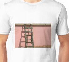 Let me take my chances on the wall of death Unisex T-Shirt