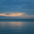 Sunrise over Lake Erie` by Dave & Trena Puckett