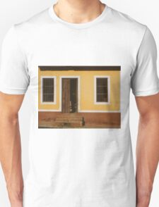 A house is made of walls and beams; a home is built with love T-Shirt