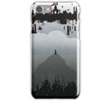 Bioshock- 2 worlds iPhone Case/Skin