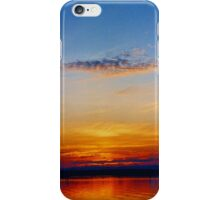 Lake Kariba Sunset, Zimbabwe iPhone Case/Skin