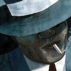 Cigarette Man by Cameron Hampton