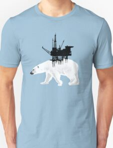 Save the Polar Bear Unisex T-Shirt