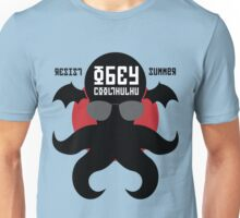 Resist Summer Obey Cthulhu Unisex T-Shirt