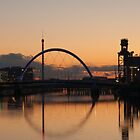Clyde at Night by Cliff Williams