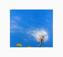 Diaspora - dandelion seeds in the wind Unisex T-Shirt
