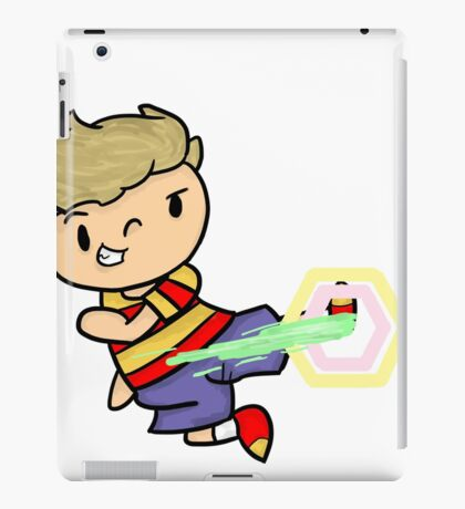 Lucas. iPad Case/Skin