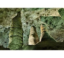 Hall Of Giants - Carlsbad Caverns Photographic Print